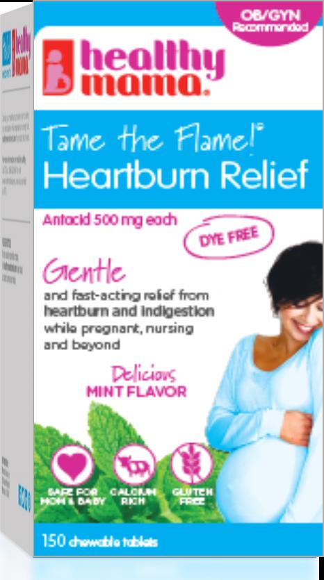 Pregnancy Heartburn Relief